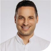 Headshot of Andy Nemes, VP of APAC, Co-founder