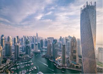 Antavo office in Dubai.