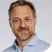 Headshot of Jorn Roegler, VP EMEA & Lead Strategist
