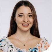 Headshot of Sara Arecco, International Sales Executive