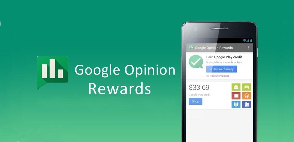 GoogleOpinionReward