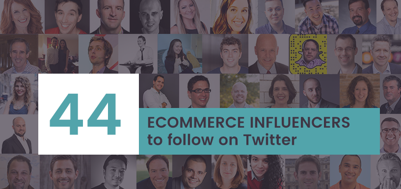 44 Top Ecommerce Influencers on Twitter You Shouldn't Miss
