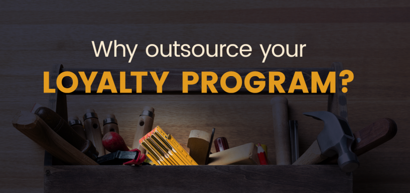 Why outsource your loyalty program to a third party provider?