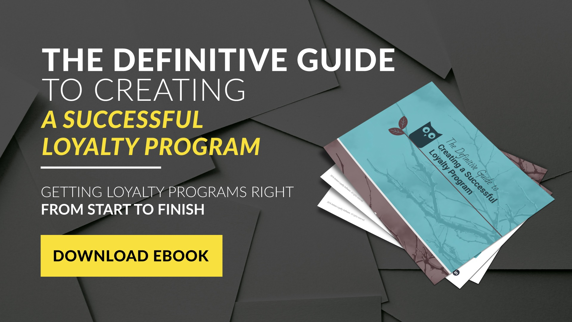 Definitive guide tiered loyalty program