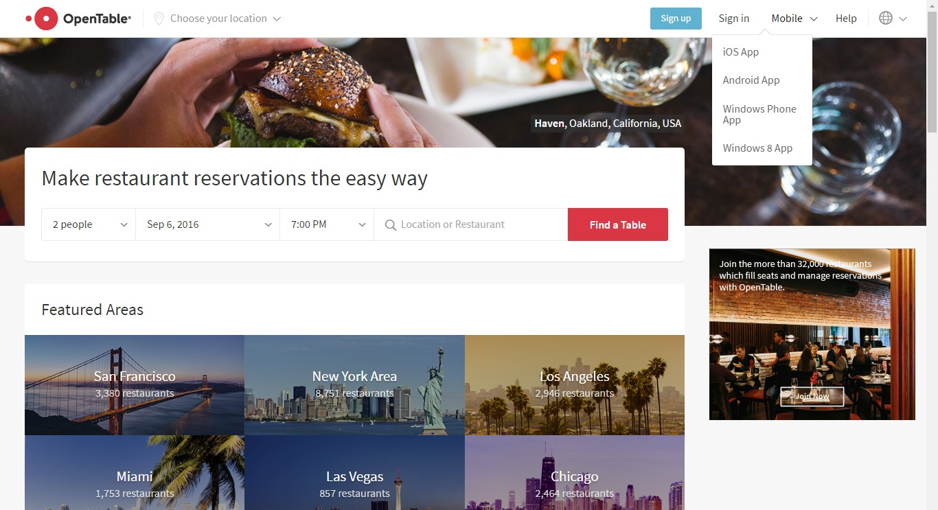 opentable-mobile-app