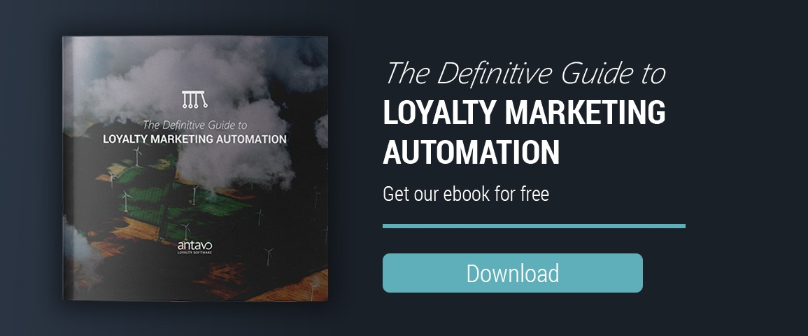 The Definitive Guide to Loyalty Marketing Automation Ebook