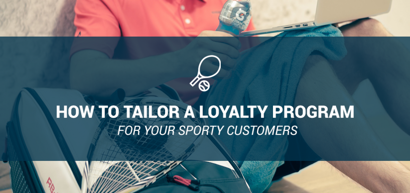 How to Tailor a Loyalty Program for Your Sporty Customers