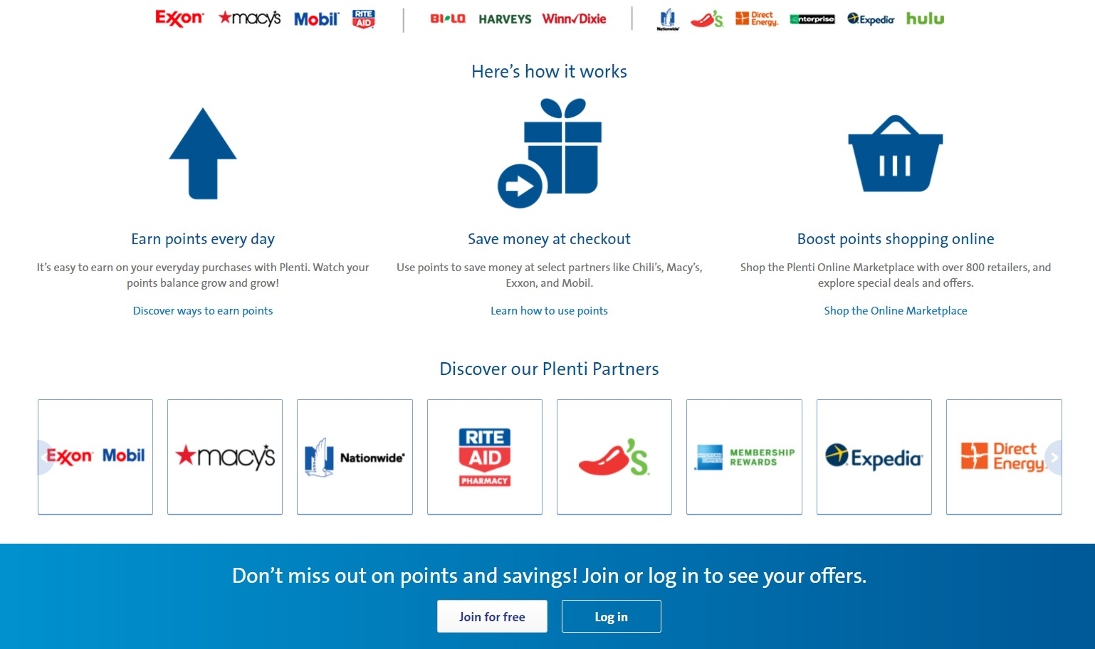coalition loyalty program Macy's, rite aid, exxonmobil and several other brands are launched the first ever us-based coalition loyalty program with american express, in a move that promises to shake up rewards programs.