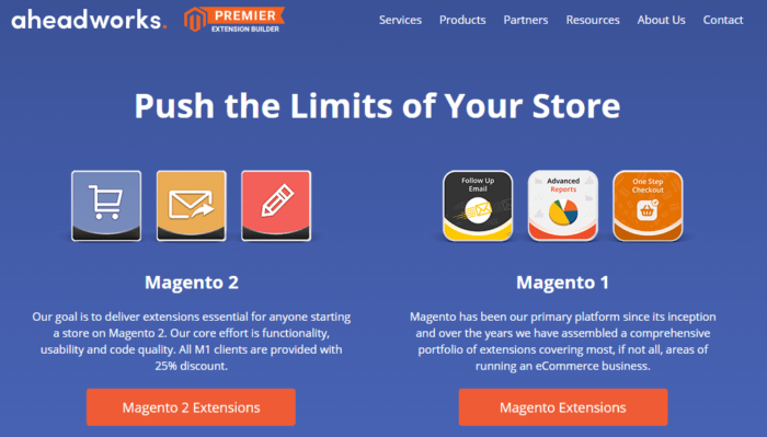 Magento apps Aheadworks