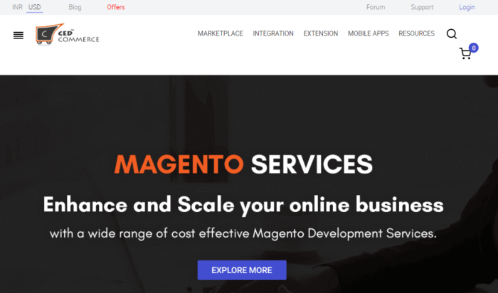 Magento apps CedCommerce