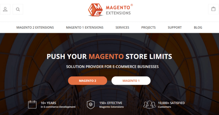 Magento apps FMEextensions