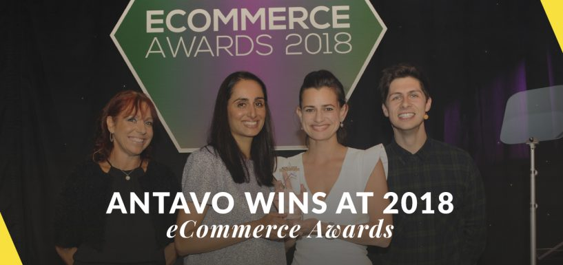Antavo Wins at 2018 eCommerce Awards