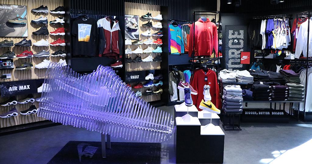 Loyalty Program Footwear Retail