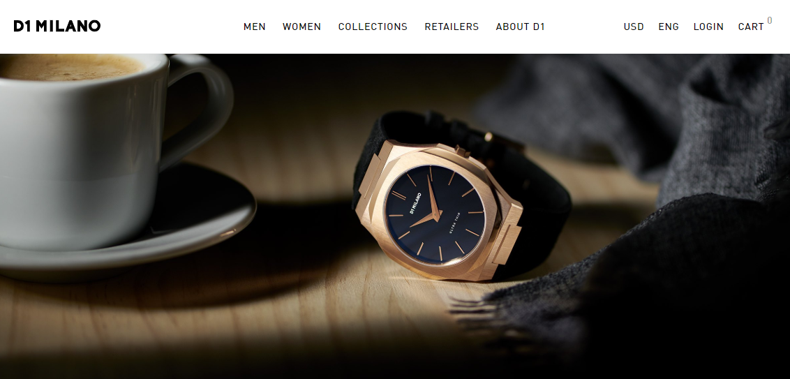 Premium fashion watch manufacturer D1 Milano distributes its product in hundreds of stores in 28 countries, but the company places equal value to the online shopping experience, proven by its upcoming loyalty program.