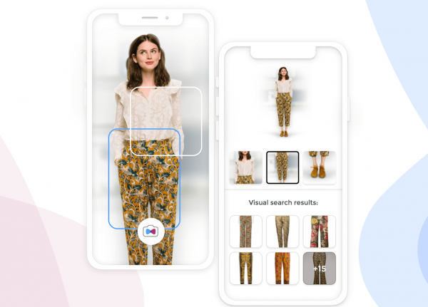 Syte's technology powers visual search for retailers, allowing users to upload an image of interest and shop all similar items available in the retailer's inventory.