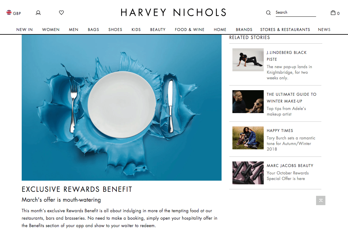 harvey-nichols-benefits-experiential-rewards