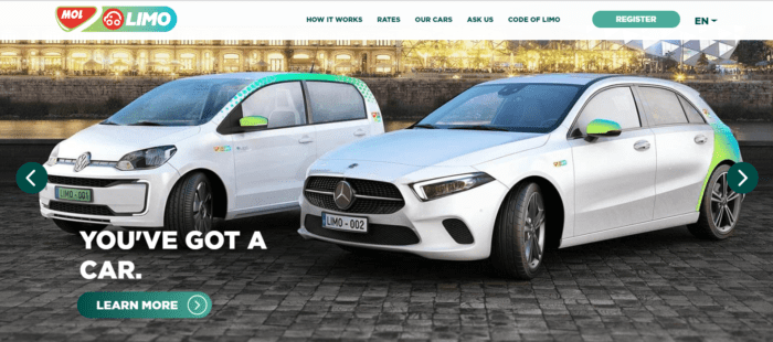 MOL Limo car rental service