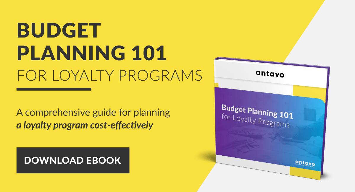 Banner for Budget Planning ebook.