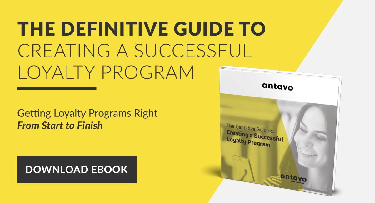 creating a successful loyalty program ebook banner