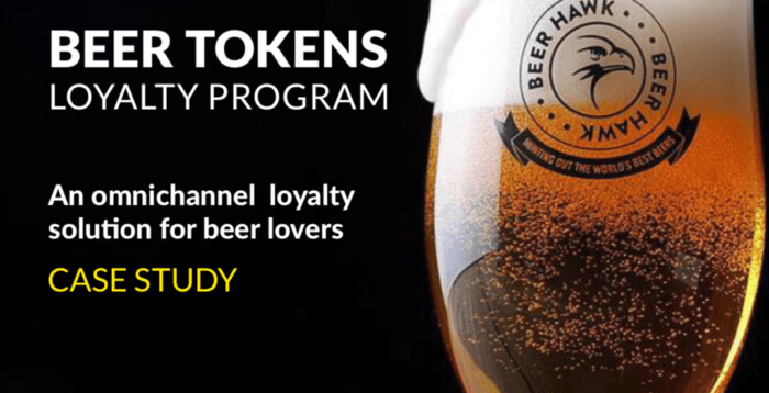Beer Hawk Beer Tokens case study