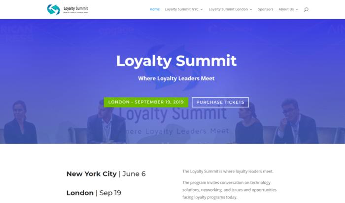 Customer loyalty conference London