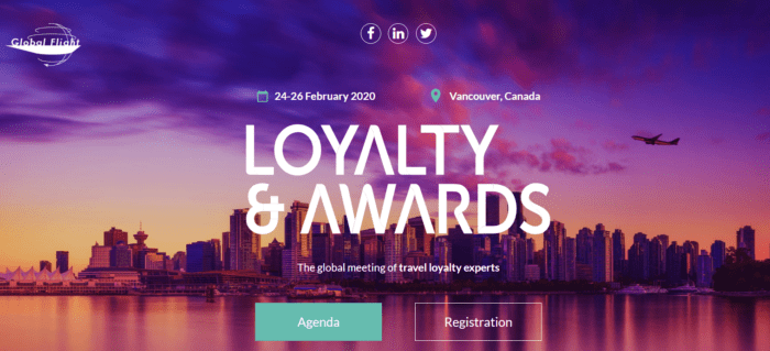 Loyalty conference for travel
