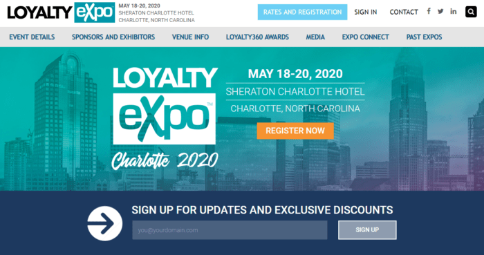 Loyalty conference - loyalty expo