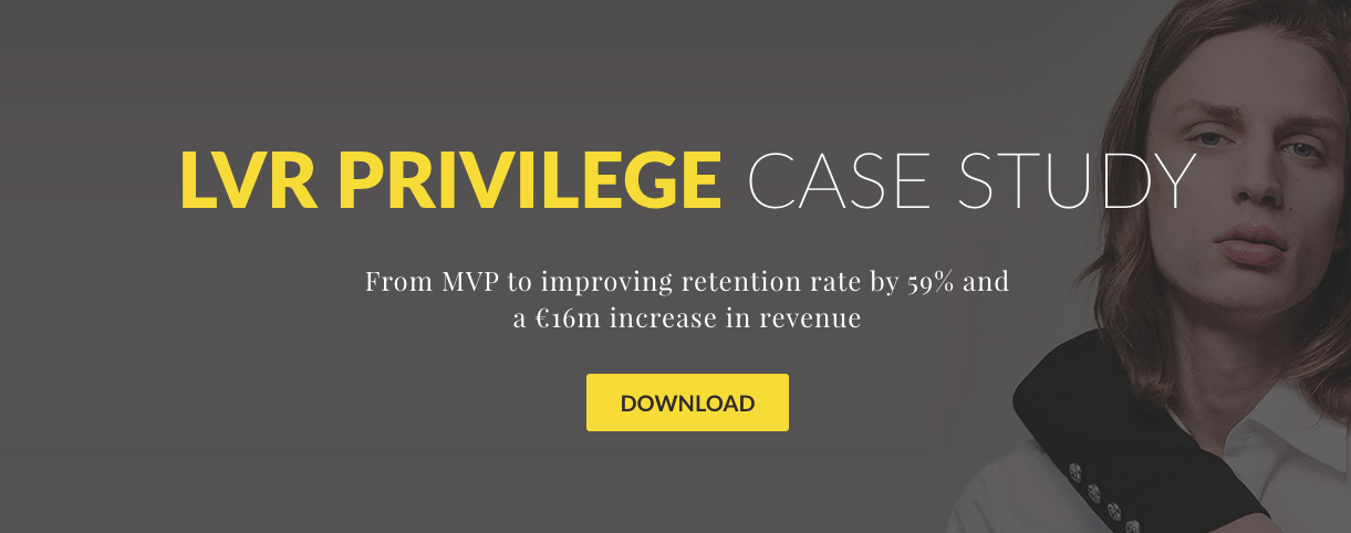 Banner for LVR Privilige case study