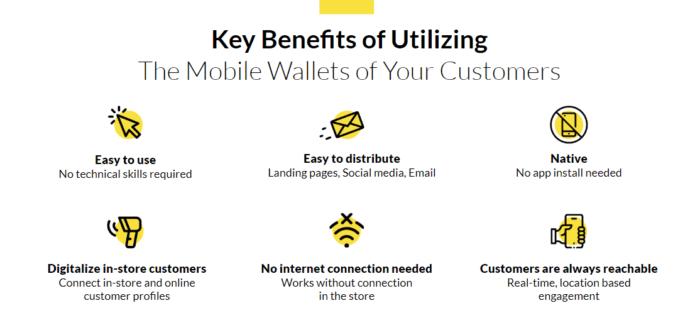 Mobile Wallet benefits