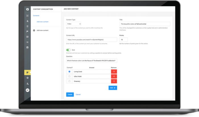 At Antavo, we've designed our user interface with marketers and CRM teams in mind, so they can manage and customize the loyalty campaigns without the help of the IT department.