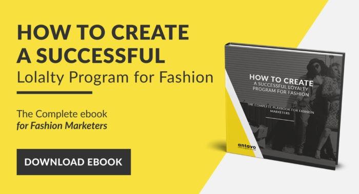 How To Create a Successful Loyalty Program fo Fashion ebook