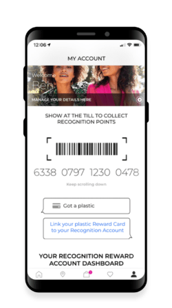 Loyalty cards can be made available offline and synced with the user's mobile wallet - ensuring that the customer will experience no network related issues when purchasing items in-store.