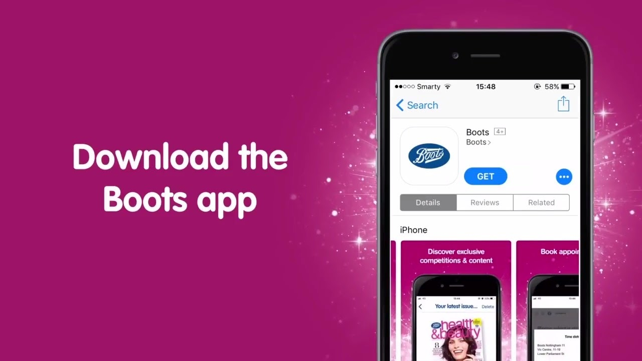 Downloading the Boots loyalty app gives customers a 200-point bonus, which is a nice non-transactional engagement. Plus, members can use the app to identify themselves in-store.