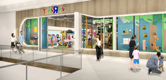 "Toys ""R"" Us plans to make a comeback with a new showroom model: all of its stores will become showrooms, which will be rented out to multiple toy brands. In exchange, manufacturers will be able to display their goods in a high-profile environment and access the retailer's technology, insight and data."