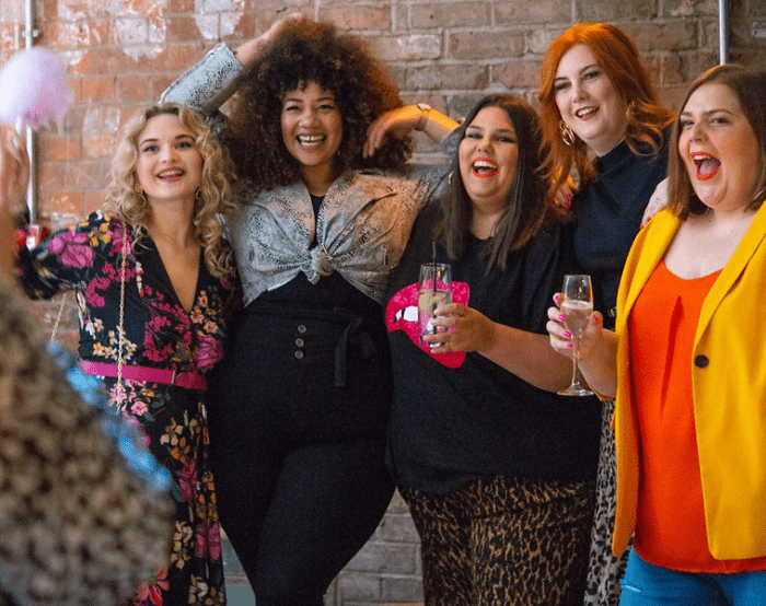Plus-size fashion retailer Simply Be regularly hosts community events, where they discover new influencers. Throwing a birthday party for the most active members could yield similar results for your brand.