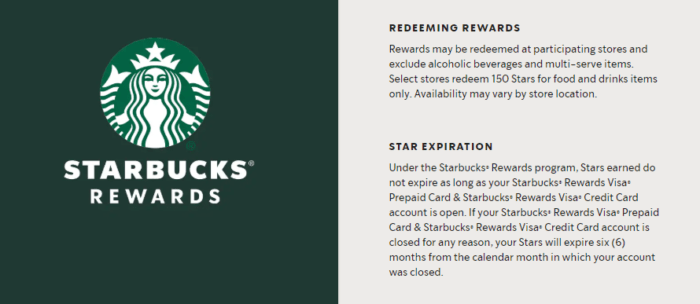 Starbucks shares a loophole with its customers to help them avoid point expiration.