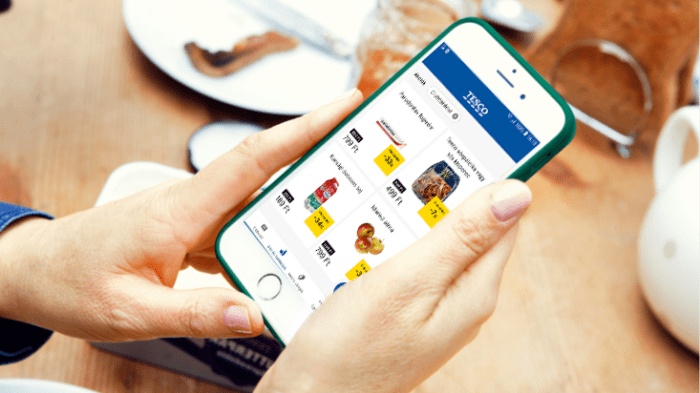 Even though the physical card for the program is still popular, more and more people are switching to the Tesco Clubcard mobile app.