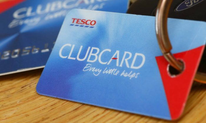 Tesco has a physical loyalty card, and offers a smaller card, which can be attached to the customer's key ring. There's also a mobile application that lets customers keep track of their points and access coupons and vouchers.