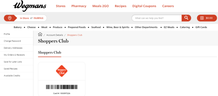 Wegmans' specialty is personalization: the digital coupon rewards are based on what each customer buys the most.