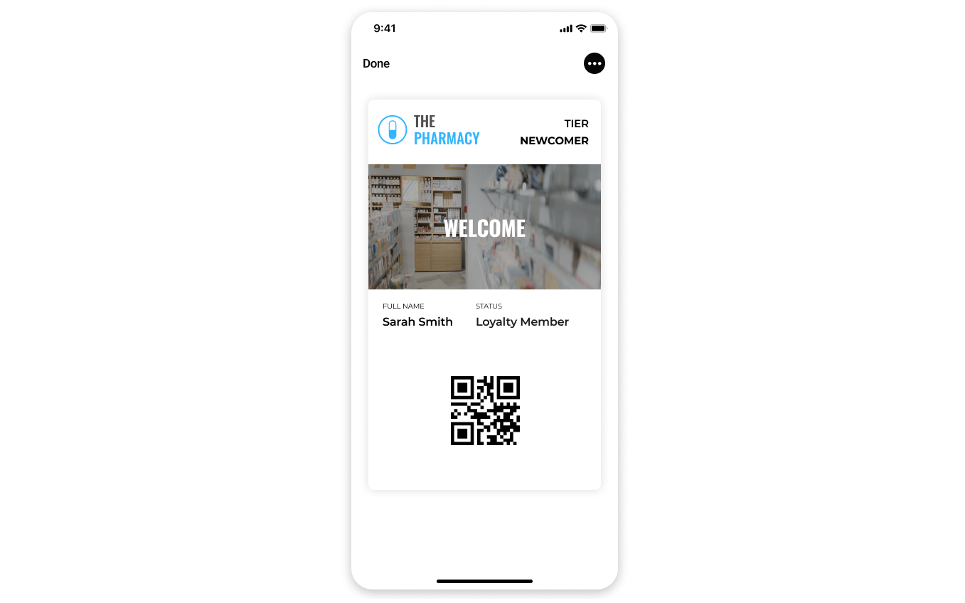Antavo's editing UI allows you to fully customize the loyalty passes and coupons without any IT knowledge.
