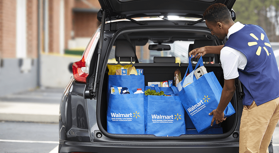 Curbside pickup is already present at grocery stores and supermarkets such as Walmart, but other industries could benefit from it as well.