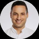 Headshot of Andras Nemes, Co-founder & CSO of Antavo