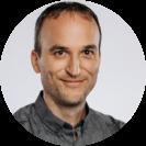 Headshot of Csaba Horvath, IT Director at Antavo Loyalty Management Platform
