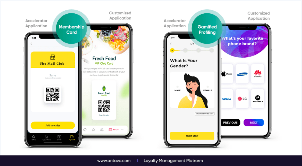 The Magic Mint Summer Release helps CRM teams, CMO and CTOs easily extend custom loyalty solutions to their mobile app.
