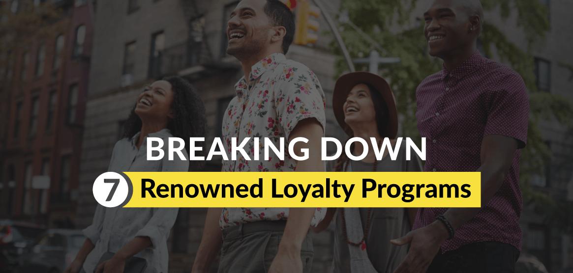 Analyzing 7 Well-known Reward Programs