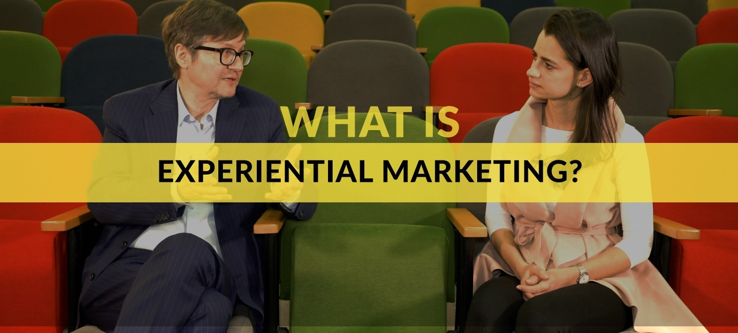 The cover image of Antavo's Experiential marketing article