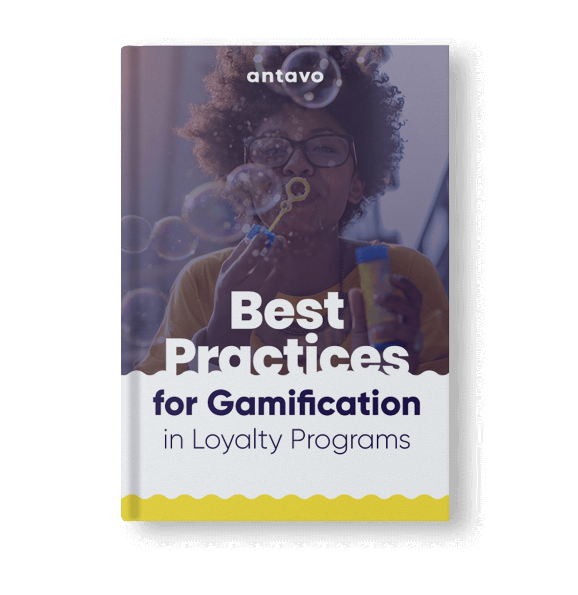 Antavo's Ebook: Best Practices for Gamification in Loyalty Programs