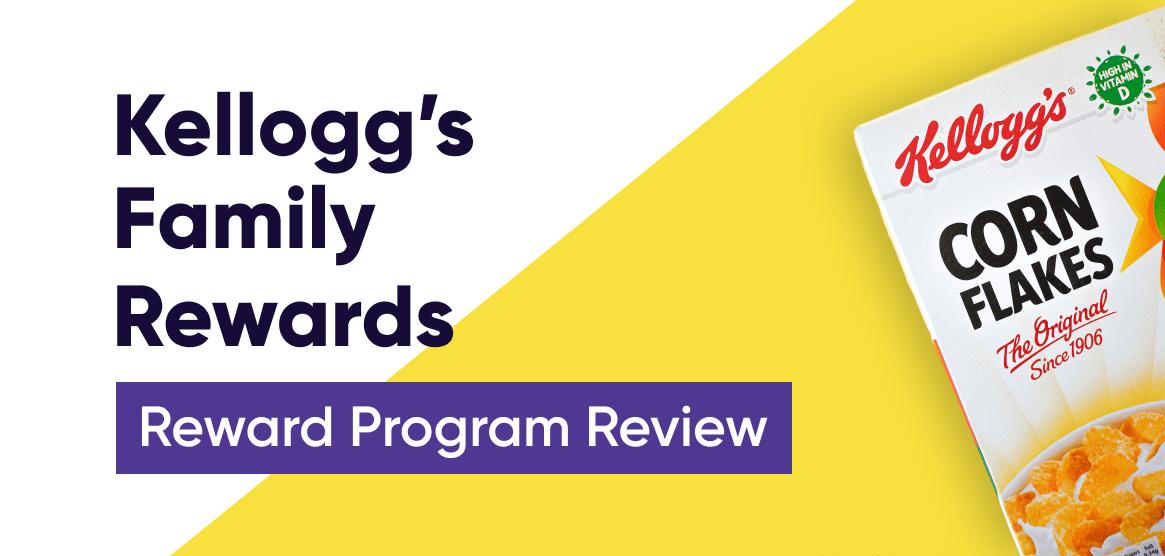 Kelloggs Rewards Program Review: It's Grrreat!