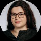 Headshot of Giulia Filoso, Head of Customer Success