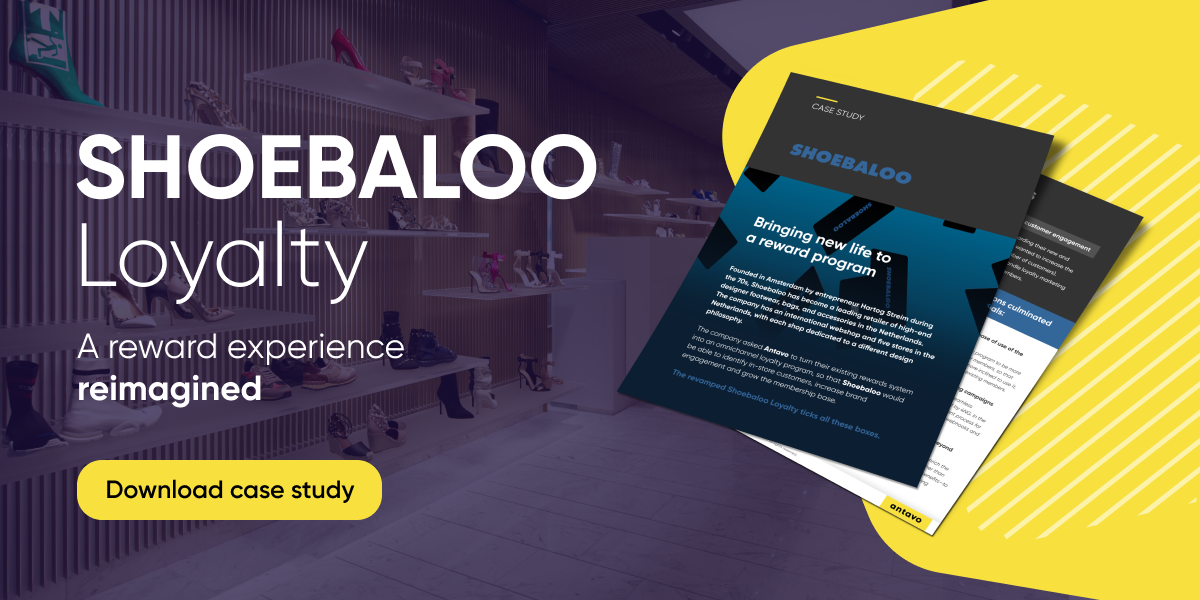 Banner encouraging readers to download the Shoebaloo case study